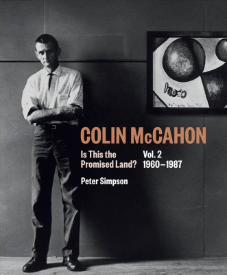 Colin McCahon Book Cover