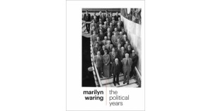 Marilyn Waring Political Years Cover WebRes Border