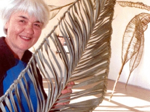 Maureen Lander: headland Sculpture on the Gulf Artists Talk