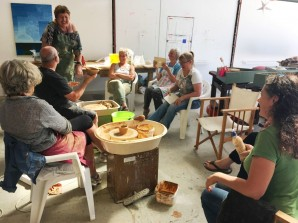 NZ Diploma in Arts & Design (Ceramics)