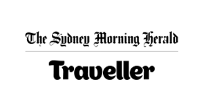 Sydney Morning Herald Traveller logo
