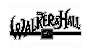 Walker and Hall promo